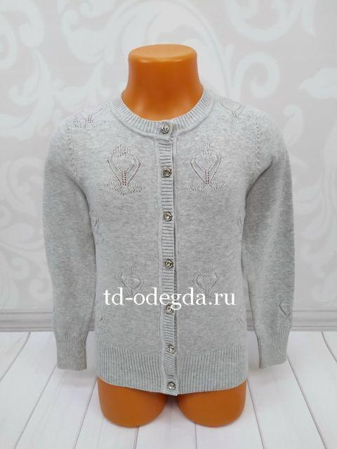 Джемпер 3809 серый