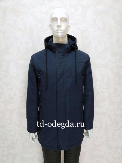 Куртка 1902 синий