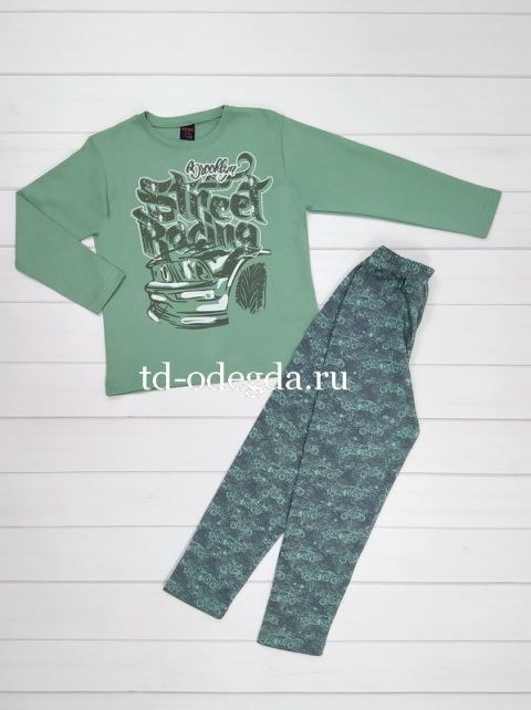 Пижама 6393-6011